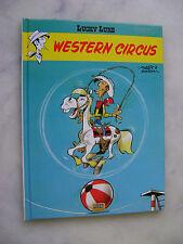 MORRIS - Lucky Luke - Western Circus - Petit format Lucky comics