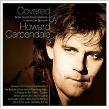"""HOWARD CARPENDALE """"COVERED BY"""" 2 CD NEU"""