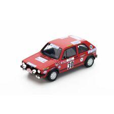 S3208 Spark: 1/43 Volkswagen Golf GTI #30 Monte Carlo Rally 1977 Ragnotti-Andrie