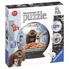 Puzzles et casse-tête en plastique animaux Ravensburger