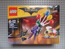 La película de Batman de Lego de 70900 el Guasón Globo Conjunto de Escape