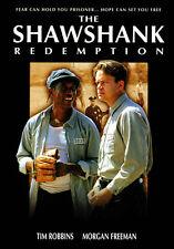 THE SHAWSHANK REDEMPTION Movie POSTER 11x17 G Tim Robbins Morgan Freeman Bob