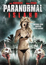 PARANORMAL ISLAND DVD BRAND NEW SEALED