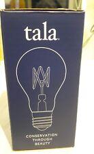 Tala Corona LED Clásico, Suave LED Regulable Filamento Bombilla Cri 95 E27 3W