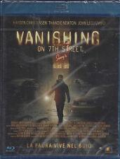 Blu-ray **VANISHING ♦ ON 7TH STREET** nuovo sigillato 2011