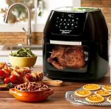 Power Air Fryer Oven 8 Cooking Presets One Touch Control 1 - W1