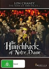 The Hunchback Of Notre Dame (DVD, 2016)
