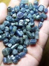 1 Kg Natural Unheated Blue Sapphire Corundum Facet Rough Specimen