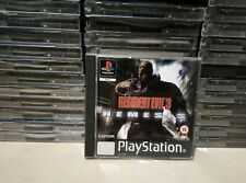 Resident Evil 3 Nemesis Ps1 Psone Playstation 1