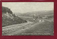 VTG Postcard.View From Salvinton Windmill,Worthing.No.1257.J.Salmon.c.1923.K2