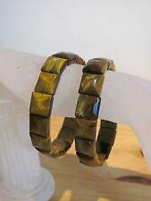 Tigerauge II - Echtsteinarmband