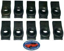 NOSR Chrysler Dodge Plymouth Body Fender Frame 5/16-18 Bolts U Clips J Nuts 10 F