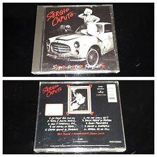 """SERGIO CAPUTO """"SOGNO EROTICO SBAGLIATO"""" RARO CD 1990"""