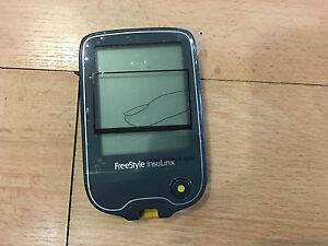 "Freestyle ""Insulinx"" Blood Glucose meter,New, Abbott Labs Inc.Battery Included!"