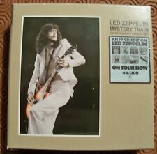 "LED ZEPPELIN ""MYSTERY TRAIN 1977 USA TOUR"" 19 CD MINI BOX SET LIVE 7 SHOWS"