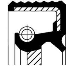 CORTECO WELLENDICHTRING, NOCKENWELLE CITROËN C25. PEUGEOT J5 20015464B