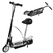 6'' 120W Upgrade Electric Scooter With Adjustable Handlebar And Movable Seat U