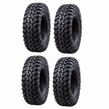 4-Tusk Terrabite Radial 8 Ply UTV Tire Set (4 Tires) 30x10-15 Tire 30 10 15