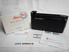 Leica Winder for MD-2 M4-2 M4-P M6 Camera 14403 + BOX MINT Condition Excellent