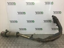 SUZUKI GSXR600 GSXR 600 EXHAUST AND RACE SILENCER  K1 K2 YEAR 2000