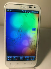 HTC Sensation XL X315e - White (Unlocked) Smartphone Mobile - screen damage