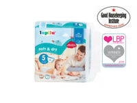 Lupilu Size 5 Junior Nappies 40 PACK