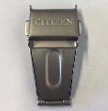 Citizen Bm6560-54H Titanium Buckle Clasp 17MM Good Deal Buckle