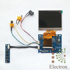 2AV Lcd controller board with LCD LQ035NC111 3.5 inch 320x240 New