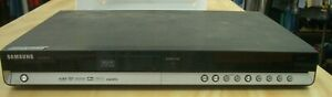 Samsung DVD-HR735; HDD & DVD Recorder No Remote Parts Only.  Sell for Charity