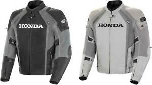 Joe Rocket Honda VFR Jacket - Mesh Textile Motorcycle Riding Street Bike Mens