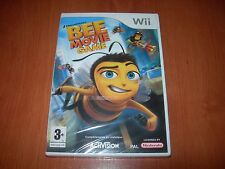 BEE MOVIE GAME Wii (PAL ESPAÑA PRECINTADO)