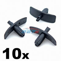 10x Rubber Weatherstrip Seal Clips for Door Gaskets, Boot & Bonnet Seals, Volvo