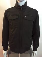 Water & Wind Resistant Dark Green Jacket Tommy Hilfiger