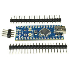 Nano 3.0 Controller Board Compatible with Arduino Nano CH340 USB Driver New