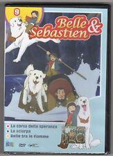dvd BELLE E SEBASTIEN HOBBY & WORK numero 9