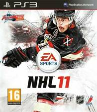 🌟NHL 11 SONY PS3 GAME **SAME DAY DISPATCH - FREE P&P**🌟