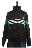 ViNTAGE 90s ADIDAS CASUALS RETRO SHELL TRACK JACKET TRACKSUIT TOP SizeXXL-SW1470