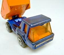 Matchbox Superfast Nr. 23B Atlas blaumetallic/orange ORANGE Einrichtung