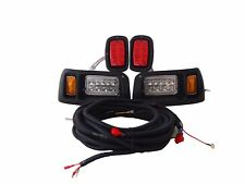 Club Car LED Light Kit Adjustable LED Headlights LED Taillights DS Golf Cart 93+