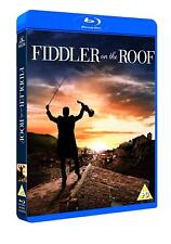 FIDDLER ON THE ROOF (1971) BLU RAY CLASSIC MUSICAL 40TH ANNIVERSARY EDITION