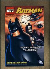 Batman Secret Files Origins #1 Lego Variant SDCC San Diego Comic Con