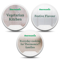 Thermomix TM5 Chip Bundle - Vegetarian, Festive Flavour, Everyday Cooking - NEW!