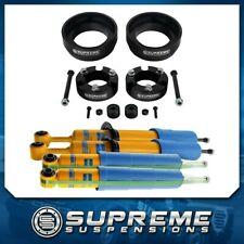 "3"" + 2"" Lift Leveling Kit For 07-09 FJ Cruiser 4WD Diff Drop + Bilstein 4600 PRO"