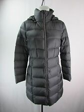 Michael Kors Women's Grey Packable Down Puffer Coat Jacket Size M MK93