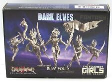 Raging Heroes 24032 Blood Vestals Command TGG2 (Fantasy) Dark Elves Female Elf