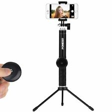 Selfie Stick, Foneso Extendable Monopod with Bluetooth Remote and Tripod Stand 7