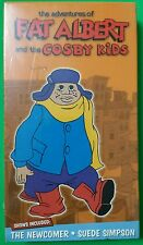 The Adventures of Fat Albert and the Cosby Kids VHS Brand New Sealed Bill