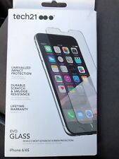 #246 Tech21 Evo Glass Screen Protector for Apple iPhone 6 / 6S