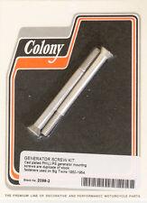 Harley 50-54 Panhead Gen Screw Kit Cad Colony 2098-2
