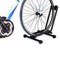 Ironmax Bicycle Bike Floor Parking Storage Stand Display Rack Folding Holder